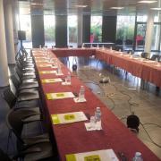 salle de réunion - mairie  lacaune