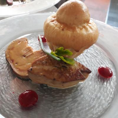 foie gras rôti relais de fusies