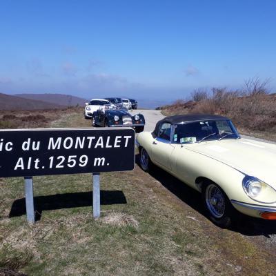 Pic du Montalet - 1259 m