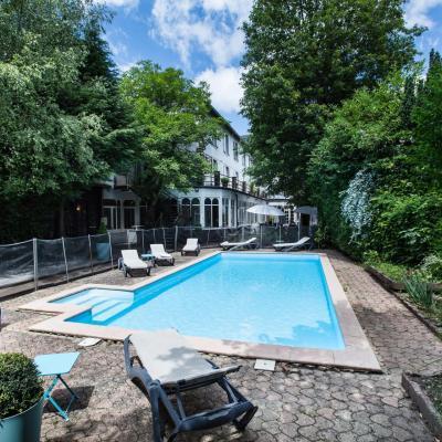 piscine d'extérieur
