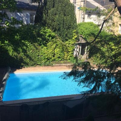 Chambre 15 piscine