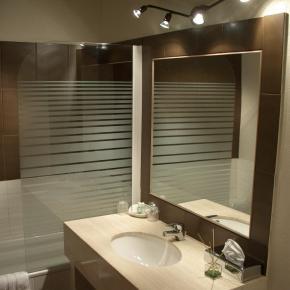 salle de bains chambre 19
