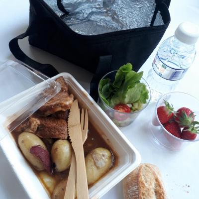 Lunch mm bis